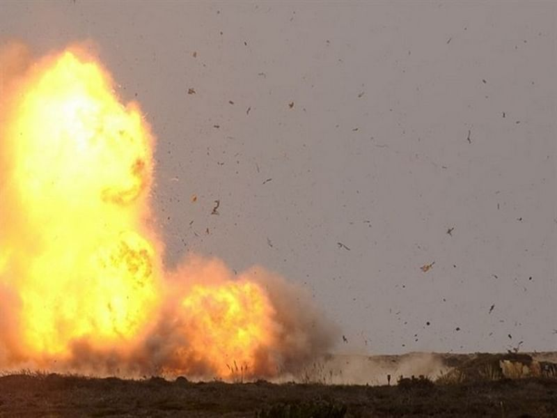 Suicide bomber hits gate of Bagram Air Base in Afghanistan