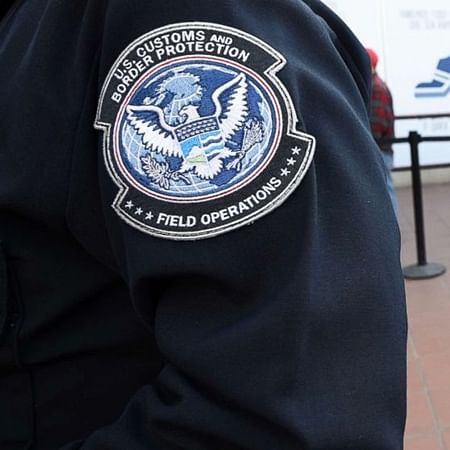 Crammed inside washing machine, curled up inside wooden chest: Eleven Chinese migrants detained at US crossing