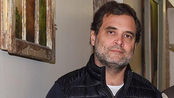 'RSS's PM lies to Bharat Mata': Rahul Gandhi slams Modi for no detention centre remark