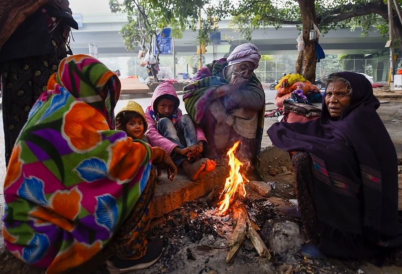 Haryana & Punjab in grip of freezing cold, Hisar reels at 0.3 degrees Celsius