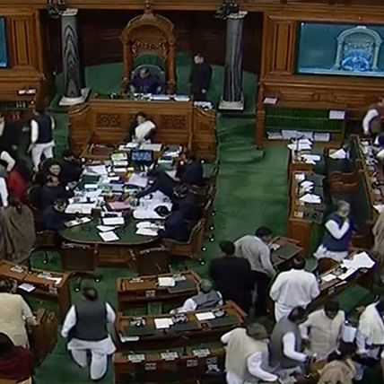 Parliament Winter Session Updates: Congress MP Ripun Bora, Sanjay Singh suspension notice over CAB