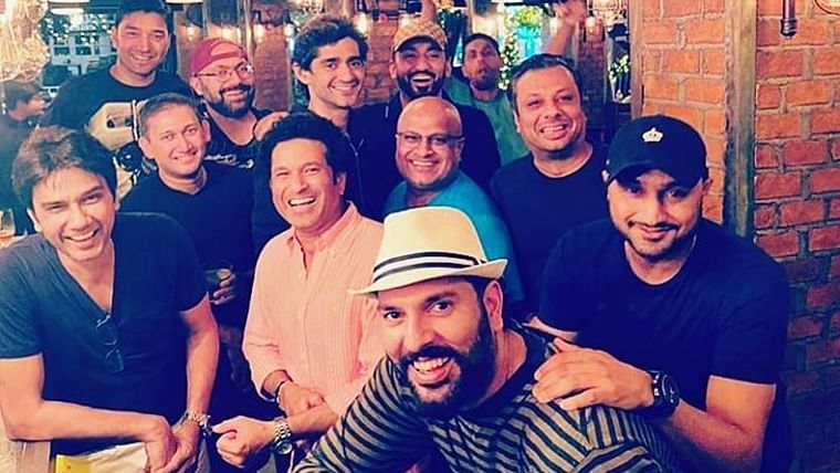 'Boys and booze': Yuvraj Singh's birthday party is too Punjabi to be true
