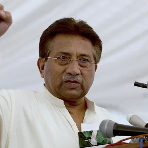 'Personnel vendetta of some people against me': Pervez Musharraf from hospital bed