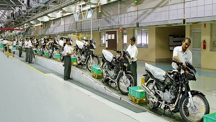 Two-wheeler sales on recovery path across domestic, export markets: Bajaj Auto