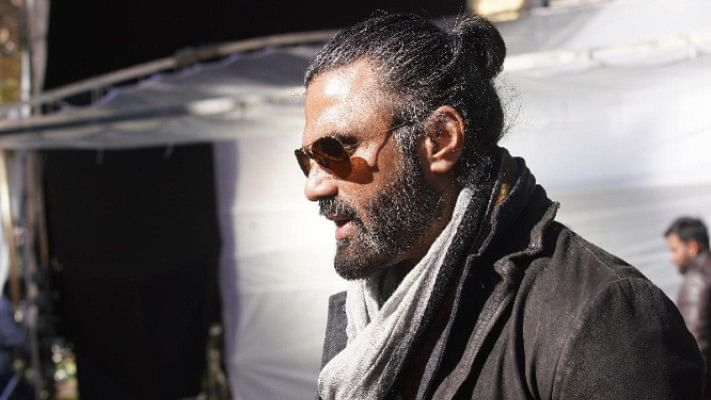 Darbar: Suniel Shetty's first look from Rajnikanth starrer will remind you of 'Main Hoon Na'