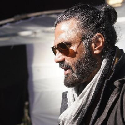 Suniel Shetty lodges police complaint against Balaji Films for 'fake' film poster