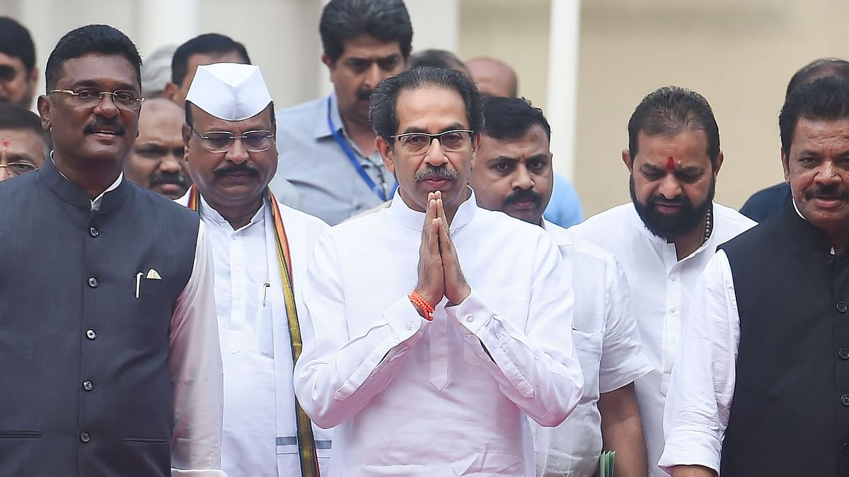 Uddhav Thackeray cancels stamp duty waiver to RSS-linked research facility approved by Fadnavis govt