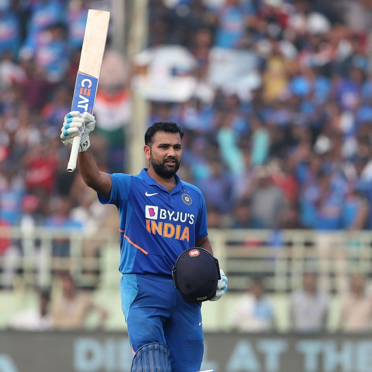 'Kohli fans will soon demand Century Amendment Bill': Twitter after Rohit's ton