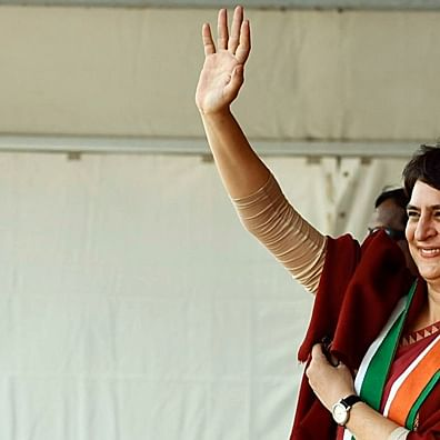 With Priyanka's astute presence, can Congress rise from the ashes?
