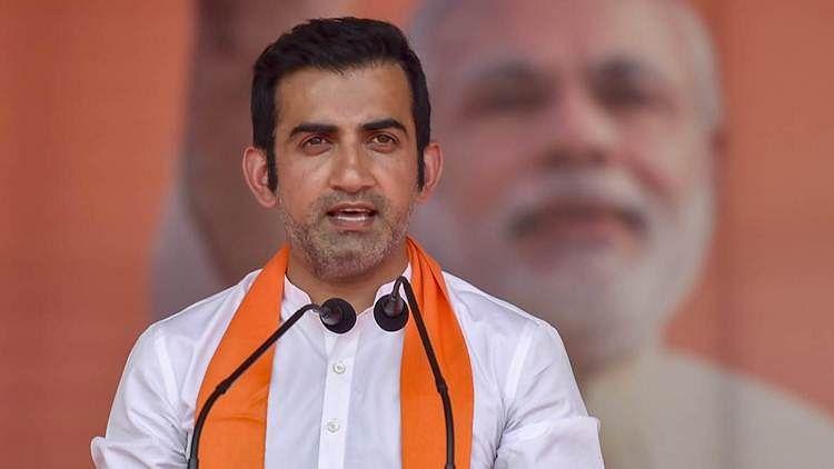 BJP MP Gautam Gambhir contributes Rs 1 crore for Ram Temple construction in Ayodhya