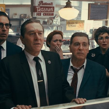 Web Review: The Irishman - A Henchman's sage