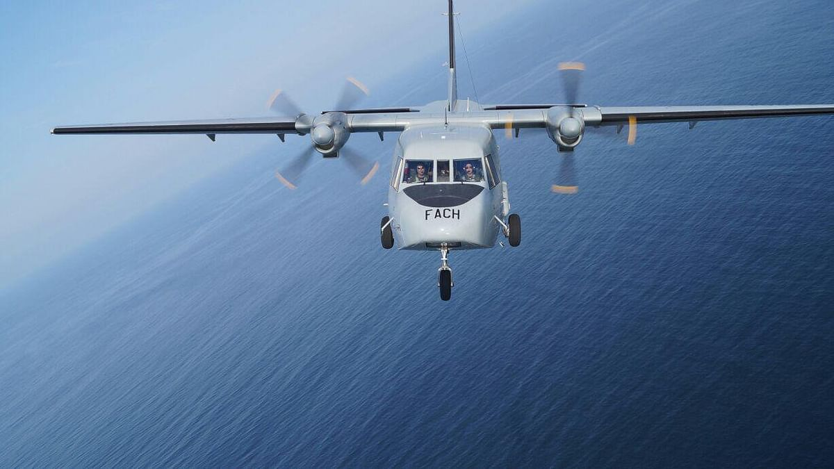 Chile military plane with 38 on board disappears en route to Antarctica