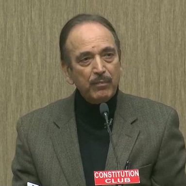 Ghulam Nabi Azad loses post after his letter' bomb
