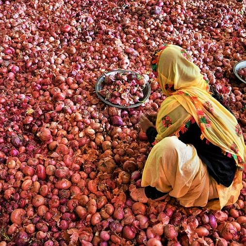 Pune: Two held for stealing 550 kg onions in Devjali village
