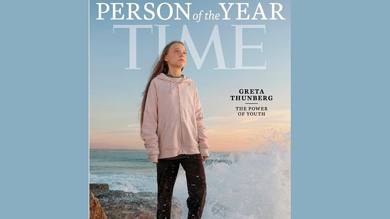Teen climate change activist Greta Thunberg named TIME's 2019 Person of the Year