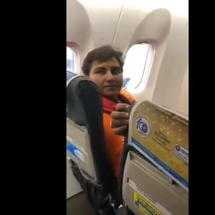 'Your job is not to trouble us': Passengers slam BJP MP Pragya Thakur for delaying flight; watch video