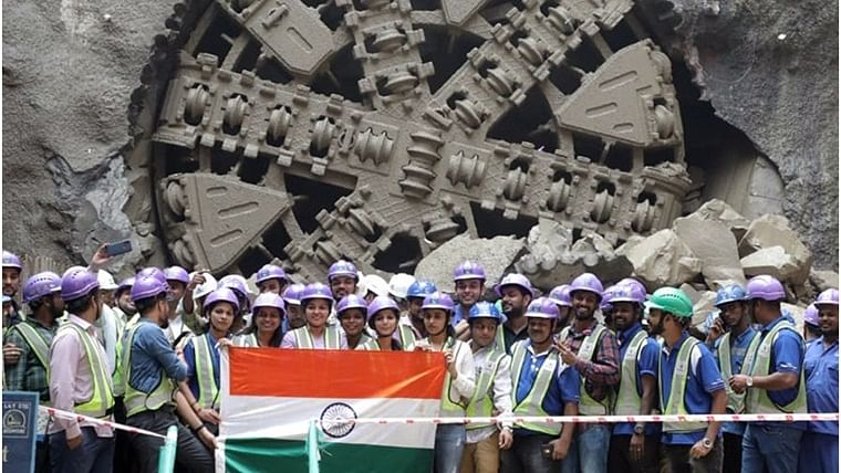 Mumbai Metro 3 project: MMRC completes 100% tunnelling at SEEPZ station