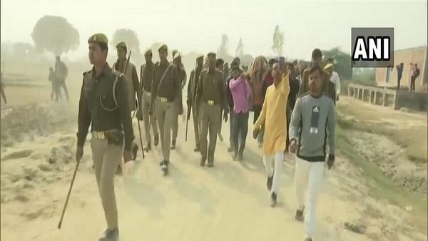SHO, six other cops suspended for negligence in Unnao rape victim burning case