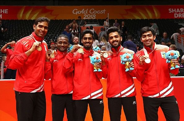 India achieves the best ever Table Tennis rankings in ITTF