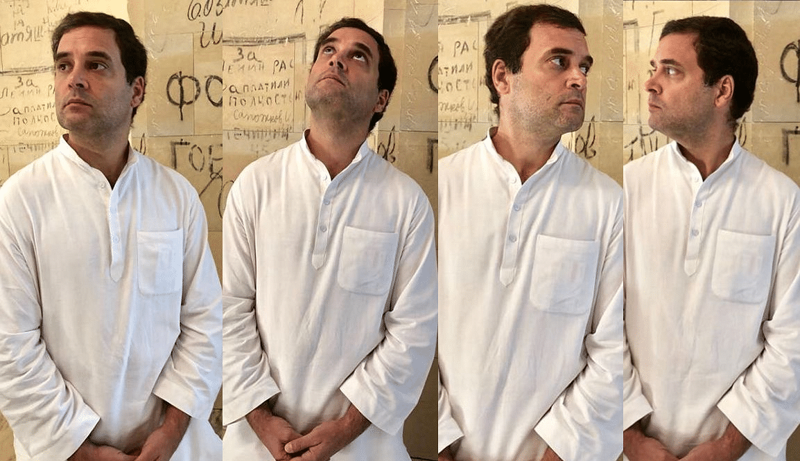 Politician or travel enthusiast? Exactly how often does Rahul Gandhi go abroad?