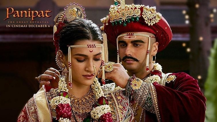 'Panipat' producers to chop controversial scenes from film: Rajasthan officials