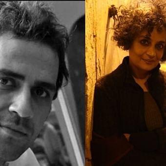 'Anyone who can prove credible threat to India is her friend': When Aatish Taseer slammed Arundhati Roy