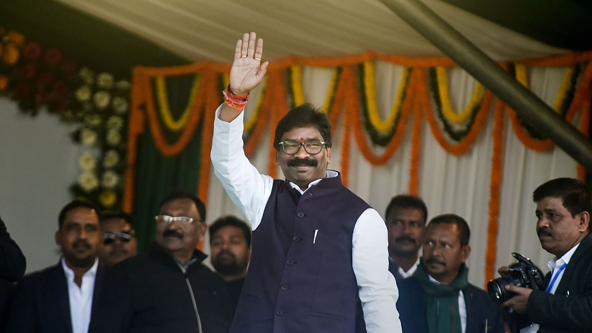 PM Modi, opposition leaders congratulate Hemant Soren after swearing-in as Jharkhand CM