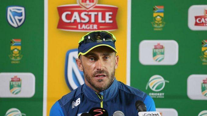 'All lives don't matter until black lives matter': Faf du Plessis shares strong message against racism