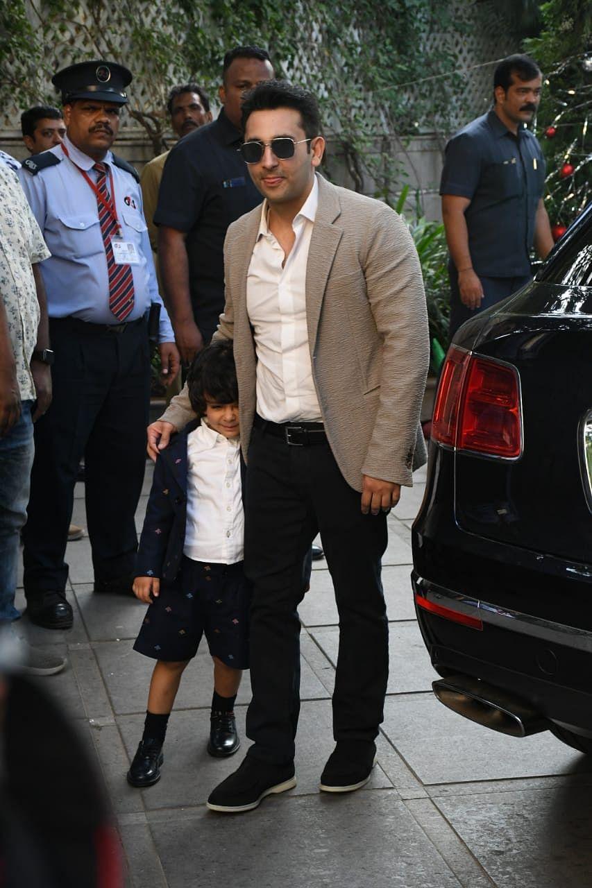Taimur Ali Khan's pre-birthday bash: Karan Johar and the Kapoors attend Christmas-themed party
