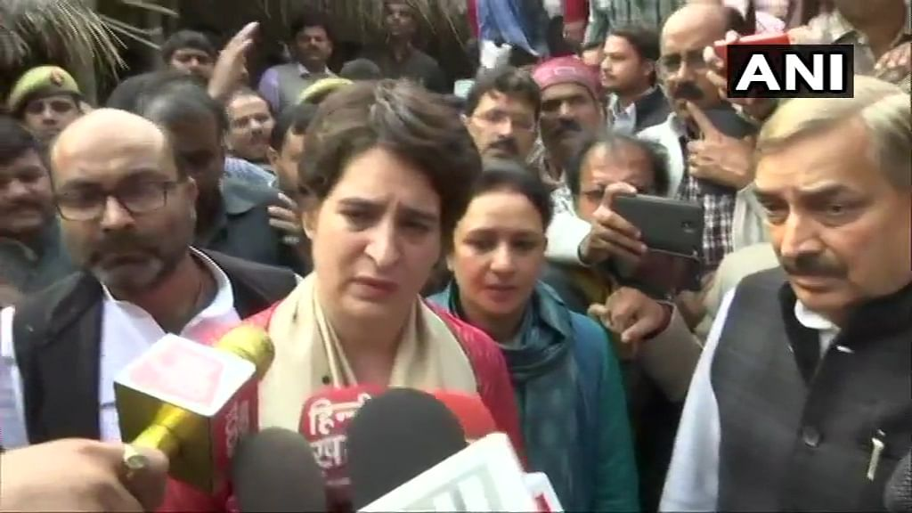 'No place for women': After death of Unnao rape survivor Priyanka Gandhi meets family of victim, hits out at UP govt