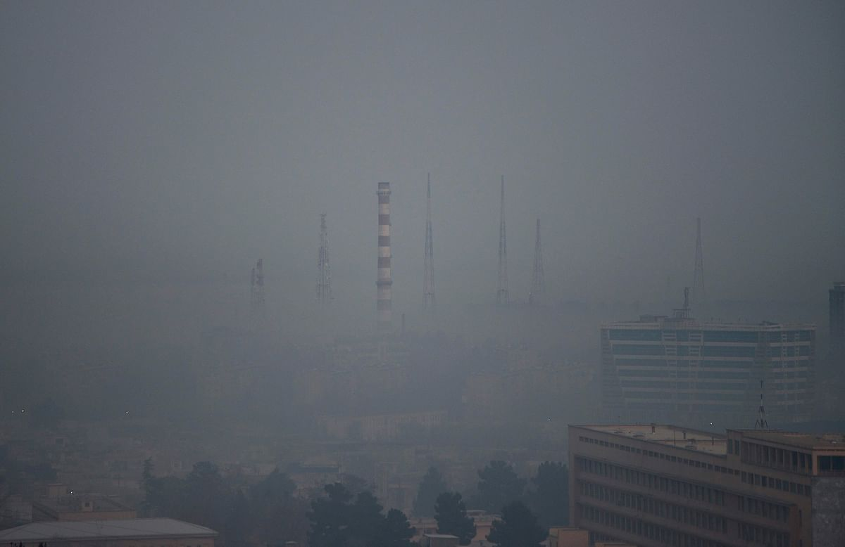 Kabul: 17 dead due to hazardous pollution