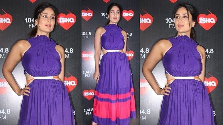 Poo or ewww? Kareena Kapoor Khan's purple dress has left us confused