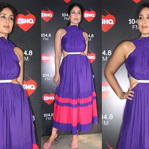 Poo or ewww? Kareena Kapoor Khan's purple dress has left us confused