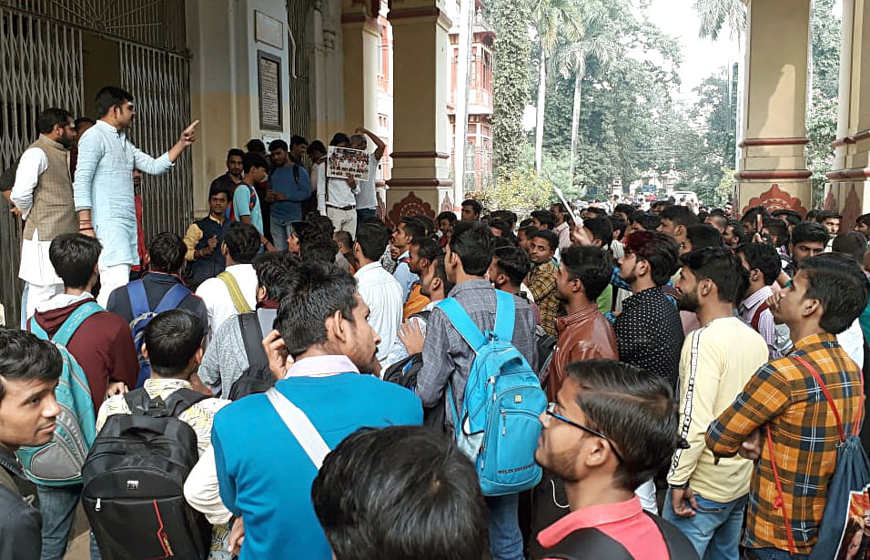 BHU students end month-long protest after Sanskrit prof Feroz Khan resigns