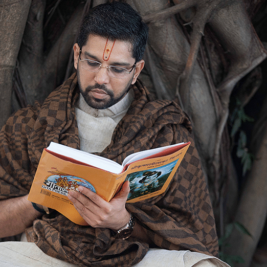 Divine Sermons:  Kanhaiyaji to enlighten audience with Shrimad Bhagwat Geeta from Dec 29 to Jan 4 in Kolkata