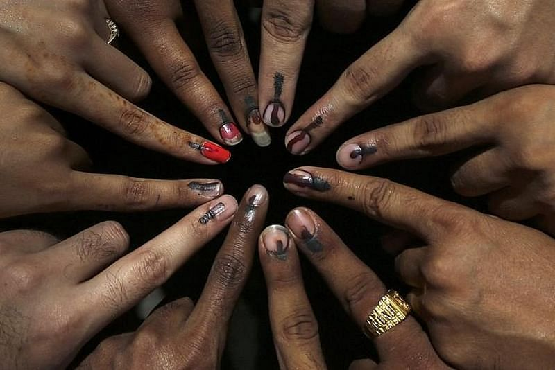 Jharkhand election: Polling for penultimate phase begins, armed forces deployed in Naxal-hit areas
