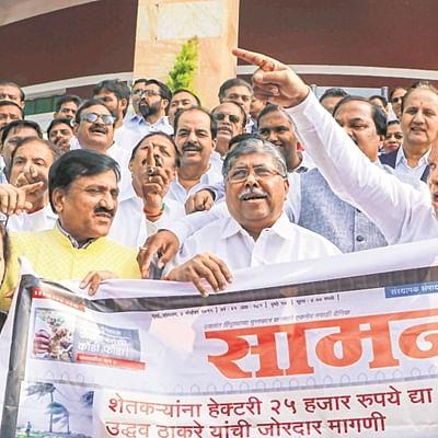 CAA, NRC & media gag: Sharad Pawar eyes Opposition unity