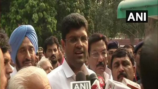 Miffed with party functioning, vice-president of Dushyant Chautala's JJP resigns from post
