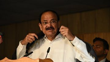 Parties should control 'unruly behaviour' of its MPs: Naidu