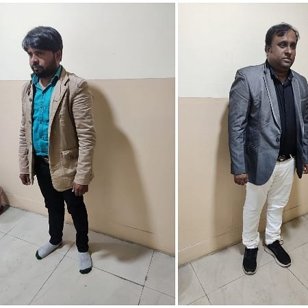 Delhi: Cyber Cell busts online investment scam, two held