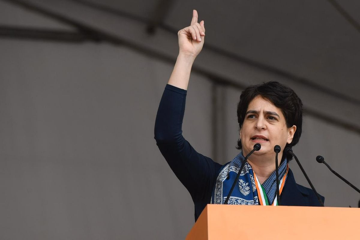 'BJP committing litany of injustices': Priyanka Gandhi recounts Unnao horror