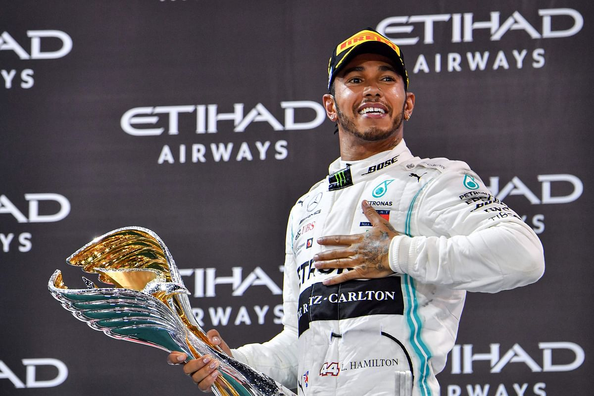 Lewis Hamilton wins Styrian Grand Prix