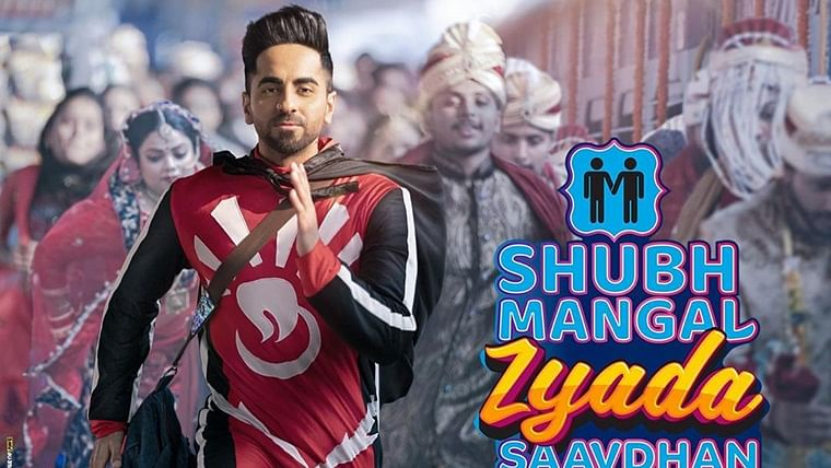 Shubh Mangal Zyada Saavdhan: Ayushmann Khurrana wraps up the last schedule