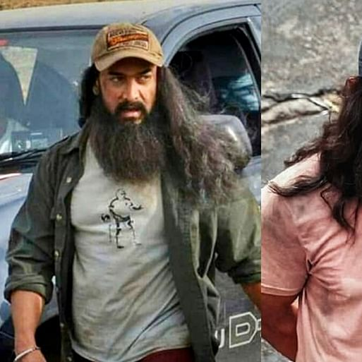 Laal Singh Chaddha: Aamir Khan is unrecognisable as he sports unkempt beard and hair