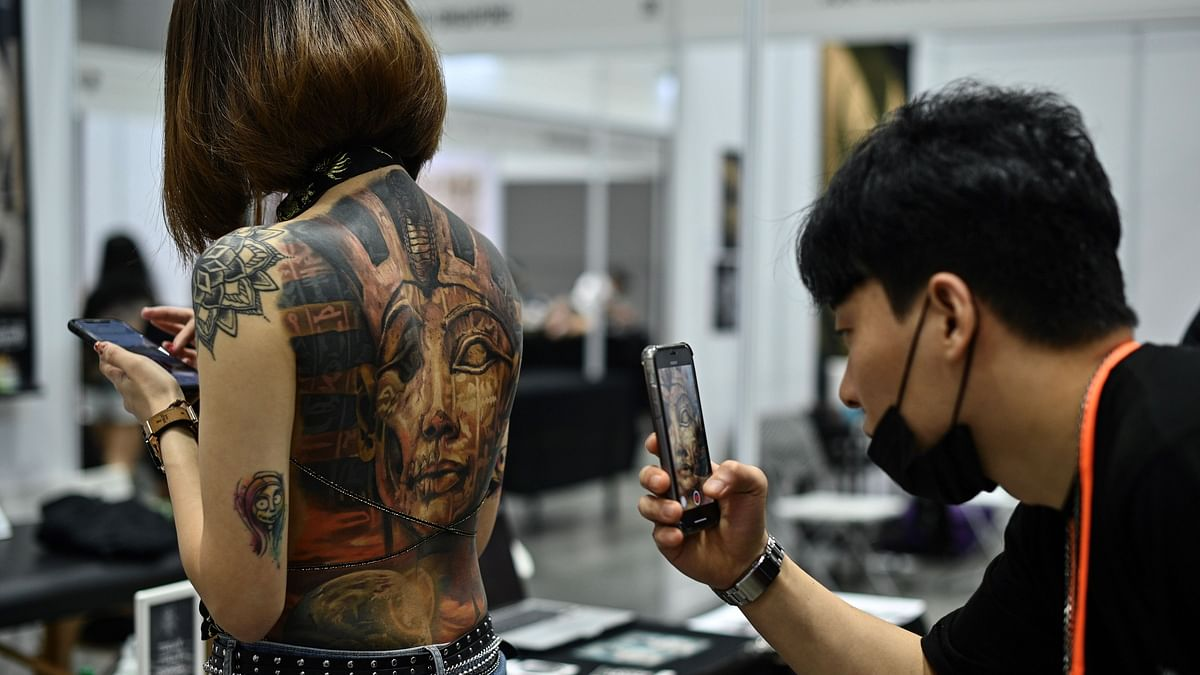 "Malaysian officials slammed a tattoo exhibition held in the country as ""porn"" unsuitable for a Muslim-majority country, after images of half-naked men and women went viral."
