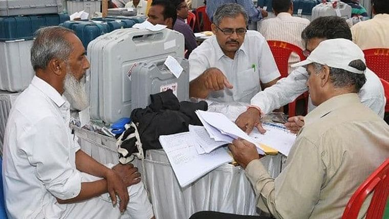 Karnataka bypolls: Counting of votes begins; results will decide fate of BJP govt