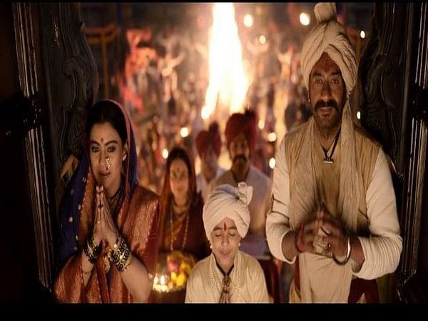 'Tanhaji: The Unsung Warrior' new track 'Maay Bhavani' is rich in Marathi culture