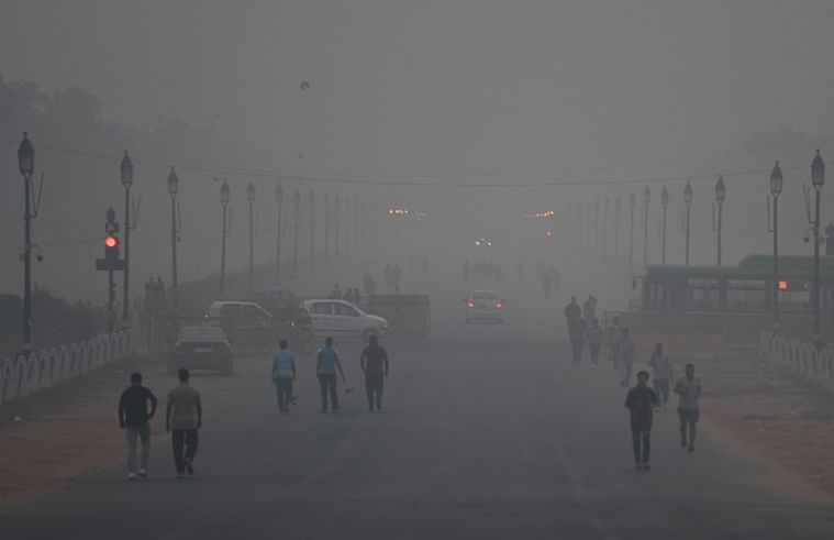 Indore's AQI drops to lowest after 25 days