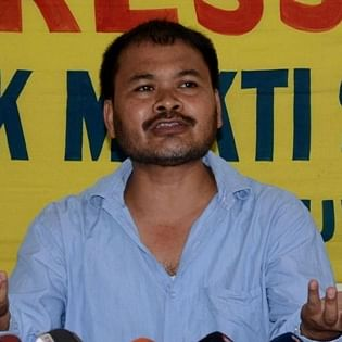 NIA searches RTI activist Akhil Gogoi's house in Guwahati