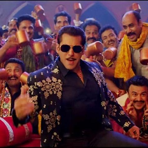 Dabangg 3: Salman Khan, Warina Hussain in 'Munna Badnam Hua' will make you forget 'Munni'